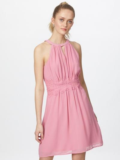 VILA Kleid 'MILINA' in rosa, Modelansicht