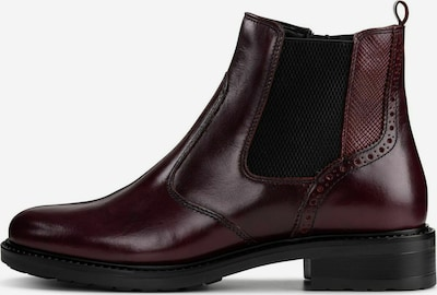 COX Chelsea Boots in rot / bordeaux, Produktansicht