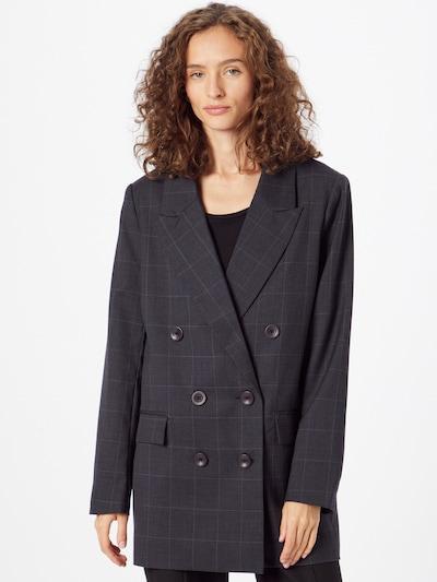 Line of Oslo Blazer 'Iselin' in Grey / Black, View model