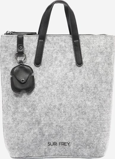 Suri Frey Mochila 'Kristy' en gris / negro, Vista del producto