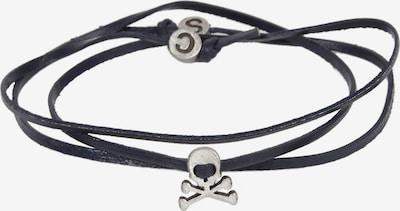 Scalpers Bracelet en bleu marine, Vue avec produit