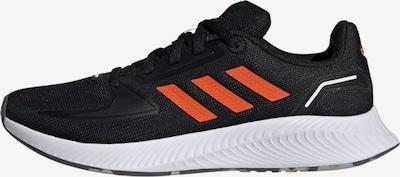 ADIDAS PERFORMANCE Sportschuh in rot / schwarz, Produktansicht