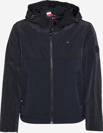 TOMMY HILFIGER Přechodná bunda - noční modrá / světle červená / bílá, Produkt