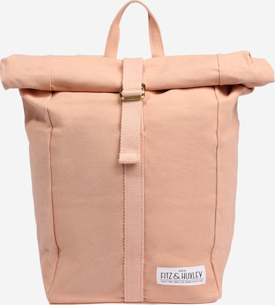Fitz & Huxley Backpack 'Conveyor Vegan' in pink, Item view