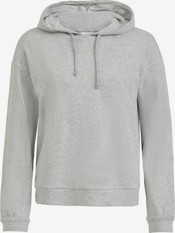 VILA Sweatshirt 'Rustie' in Grey