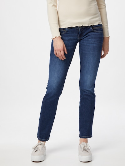Pepe Jeans Traperice 'Venus' u tamno plava, Prikaz modela