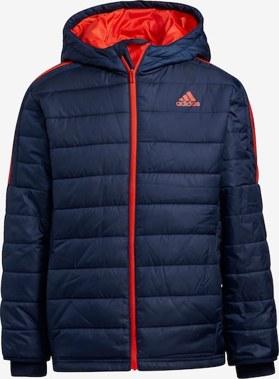 ADIDAS PERFORMANCE Outdoorjacke in navy / rot, Produktansicht