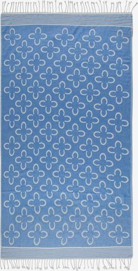 CODELLO Strandtuch in blau / hellblau, Produktansicht