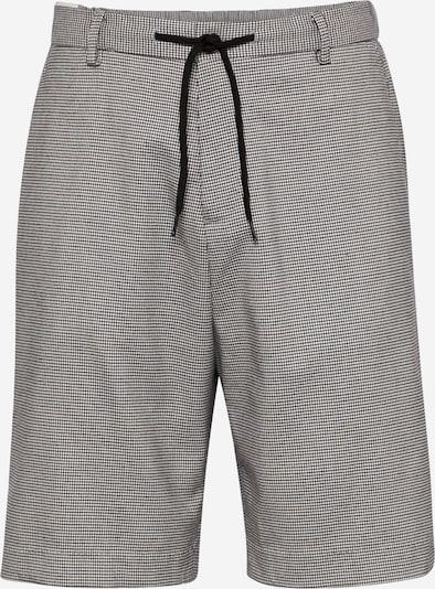 SCOTCH & SODA Панталон Chino в опушено синьо / пуебло оранжево-кафяво / бяло, Преглед на продукта