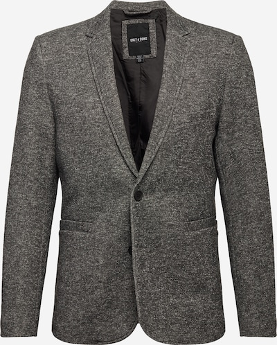 Only & Sons Blazer in grey / dark grey, Item view