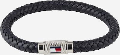 TOMMY HILFIGER Armband 'CASUAL CORE' in de kleur Navy / Zilver, Productweergave