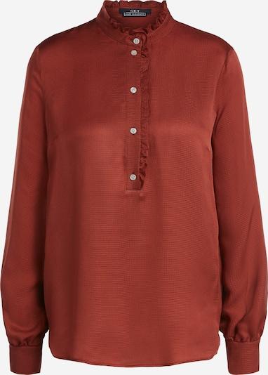 SET Bluzka w kolorze rdzawoczerwonym, Podgląd produktu