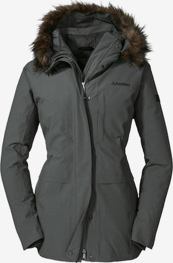 Schöffel Jacke 'Budapest' in grau, Produktansicht