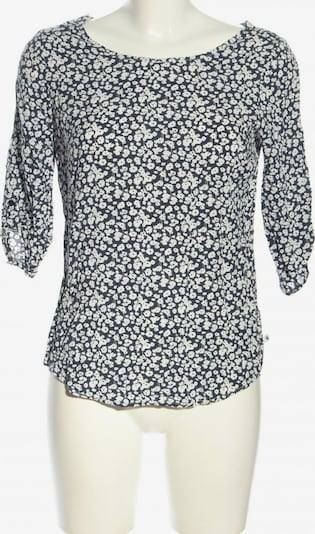 GREYSTONE Schlupf-Bluse in S in schwarz / weiß, Produktansicht