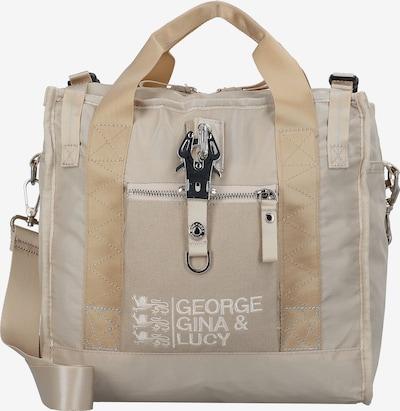 George Gina & Lucy Tasche in beige, Produktansicht