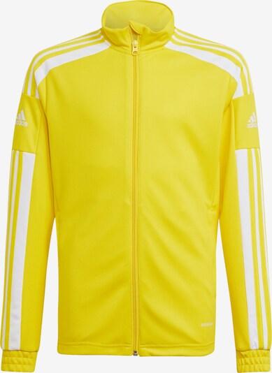 ADIDAS PERFORMANCE Jacke in gelb, Produktansicht