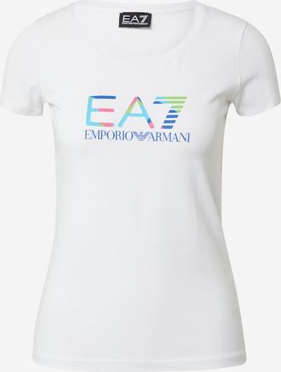 EA7 Emporio Armani Shirt '3KTT29' in mischfarben / weiß, Produktansicht