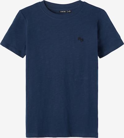 LMTD Shirt 'Hasic' in de kleur Marine / Nachtblauw, Productweergave