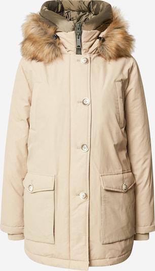 Žieminis paltas 'Sylvanie' iš Schott NYC , spalva - smėlio, Prekių apžvalga
