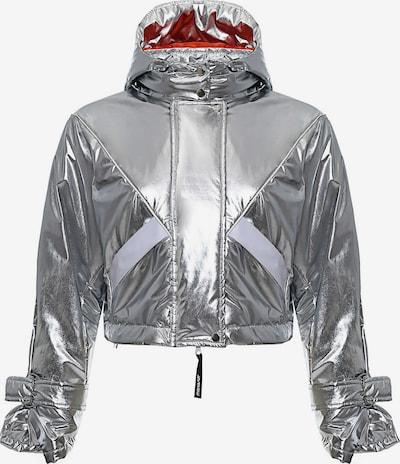MONOSUIT Tussenjas 'STARDUSTER' in de kleur Zilver, Productweergave