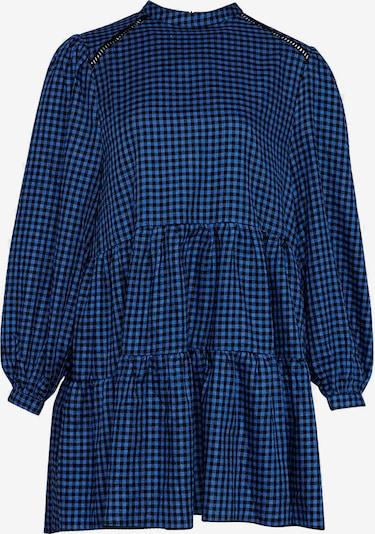 Noella Kleid in dunkelblau / schwarz, Produktansicht
