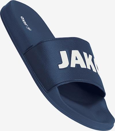 JAKO Badeschuh 'JAKOlette' in marine / weiß, Produktansicht