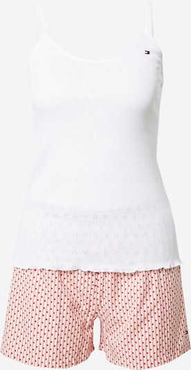 Tommy Hilfiger Underwear Shorty 'CAMI' in Pink / Red / White, Item view