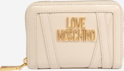 Love Moschino Peněženka - krémová, Produkt