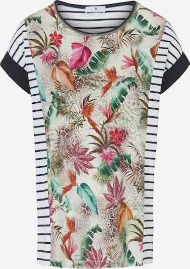 Peter Hahn Rundhals-Shirt in mischfarben, Produktansicht