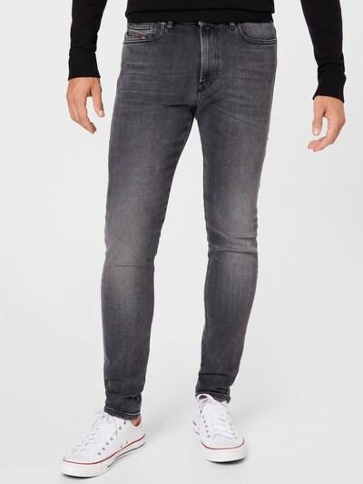 DIESEL Jeans in de kleur Black denim, Modelweergave