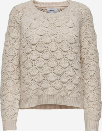ONLY Sweater in Beige