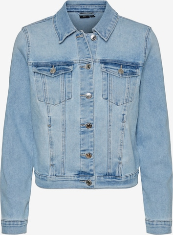 VERO MODA Between-Season Jacket 'VMFAITH' in Blue