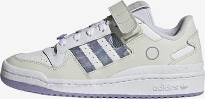ADIDAS ORIGINALS Sneaker 'Forum Low' in helllila / weiß / offwhite, Produktansicht