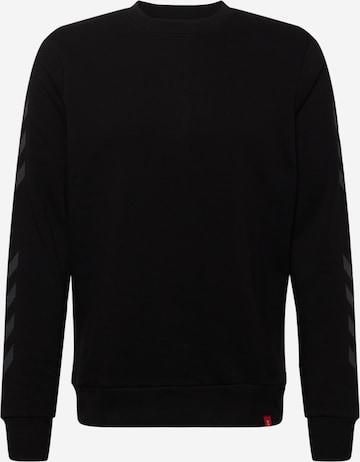 Hummel Sport sweatshirt i svart