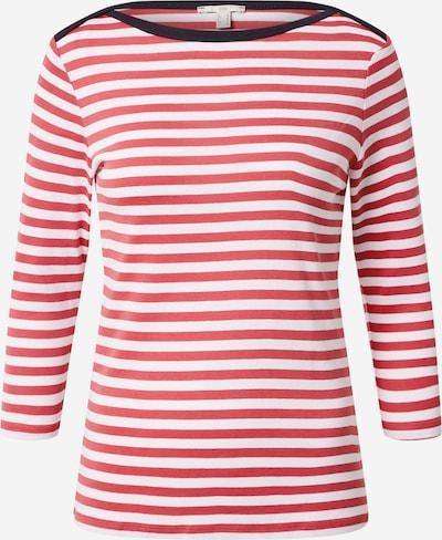 EDC BY ESPRIT T-shirt i marinblå / rosa / vit, Produktvy
