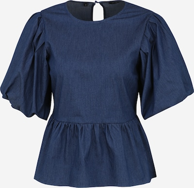 Selected Femme (Petite) Bluza 'Marina' | modra barva, Prikaz izdelka
