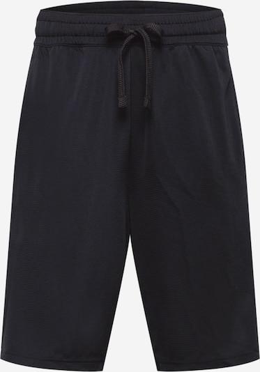 NIKE Παντελόνι φόρμας 'Starting 5' σε μαύρο / λευκό, Άποψη προϊόντος