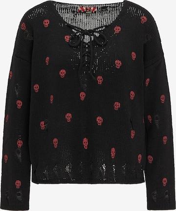 myMo ROCKS Sweater in Black