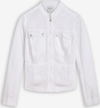 Sandwich Jacke in weiß, Produktansicht