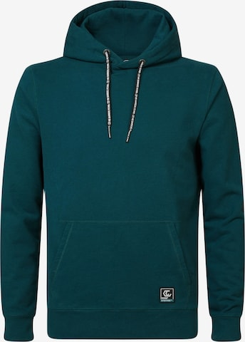 Petrol Industries Sweatshirt in Grün