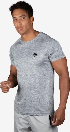 MOROTAI T-Shirt fonctionnel ' Performance Basic 2.0 ' en gris chiné, Vue avec produit