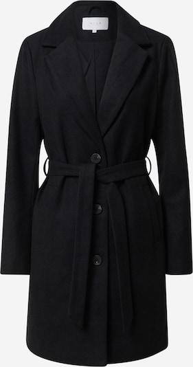 VILA Manteau mi-saison 'Joselin' en noir, Vue avec produit
