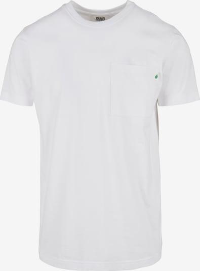 Urban Classics Big & Tall T-Shirt en blanc, Vue avec produit