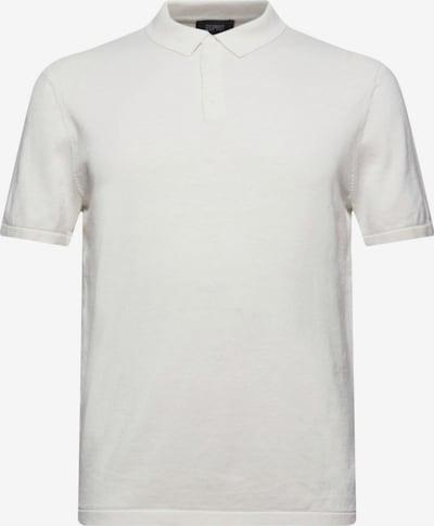 Esprit Collection T-Shirt fonctionnel en blanc, Vue avec produit