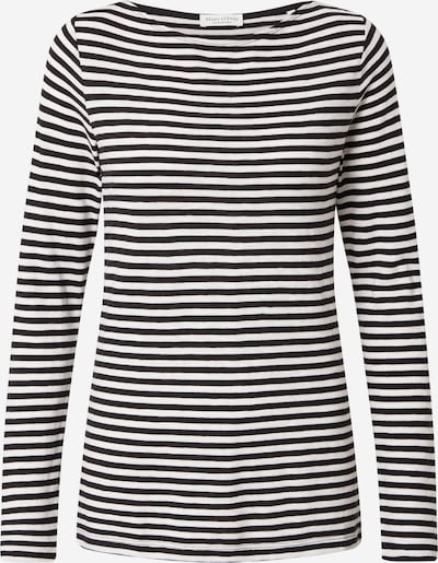 Marc O'Polo T-shirt i svart / vit, Produktvy