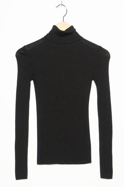 UNIQLO Rollkragenpullover in XS in schwarz, Produktansicht