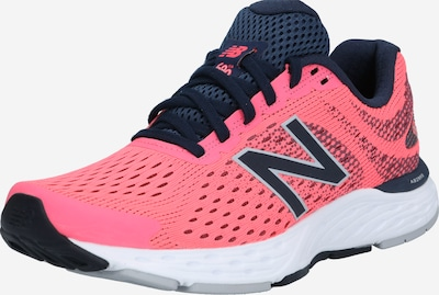 new balance Chaussure de course en rose / noir, Vue avec produit