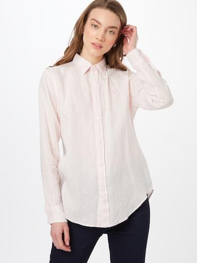 POLO RALPH LAUREN Blouse in de kleur Pastelroze, Modelweergave