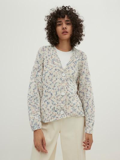 EDITED Strickjacke 'Eliana' in mischfarben, Modelansicht