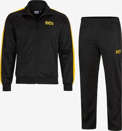 Benlee Trainingsanzug PRESENT SUIT im sportlichen Look in gelb / schwarz, Produktansicht